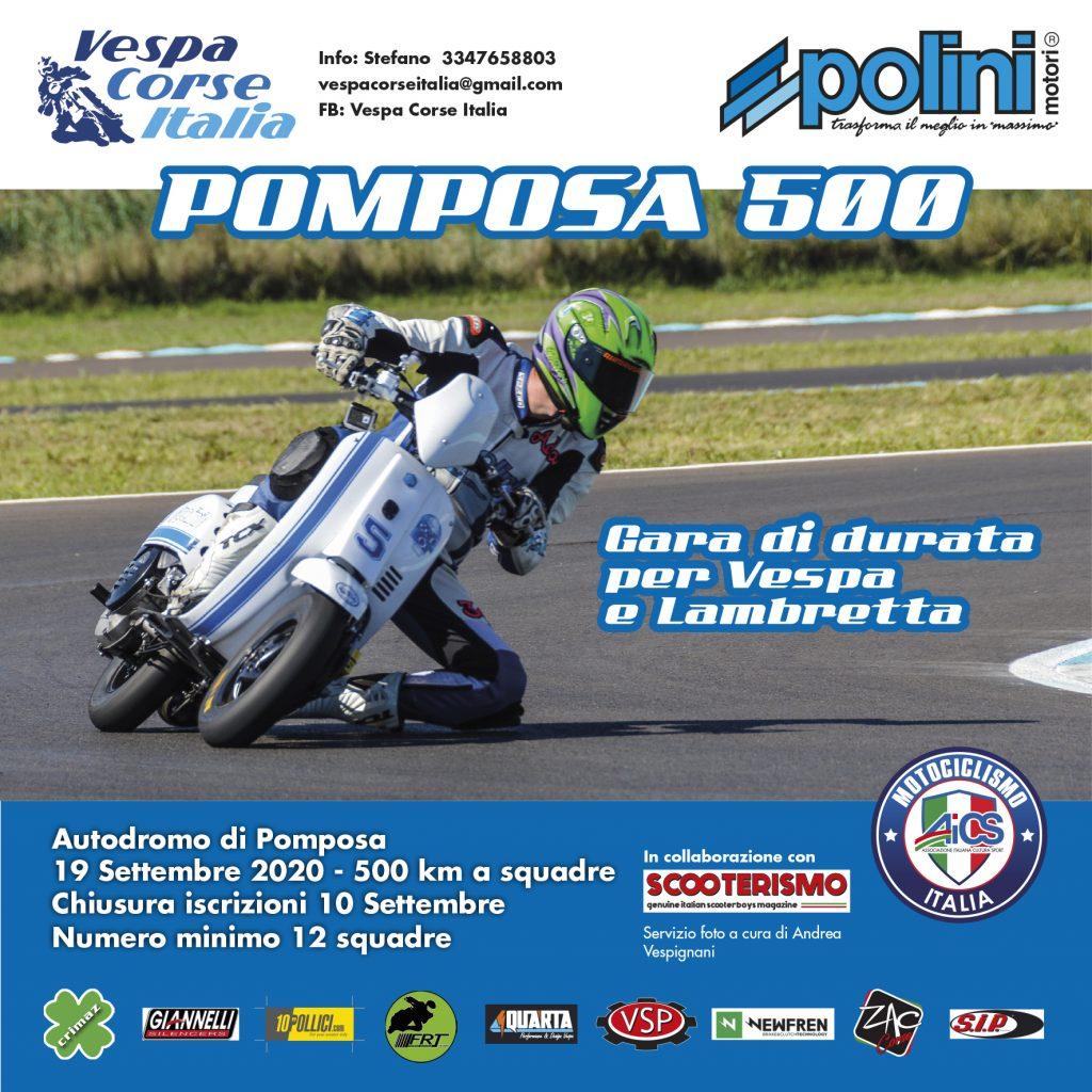 pomposa 500 2020