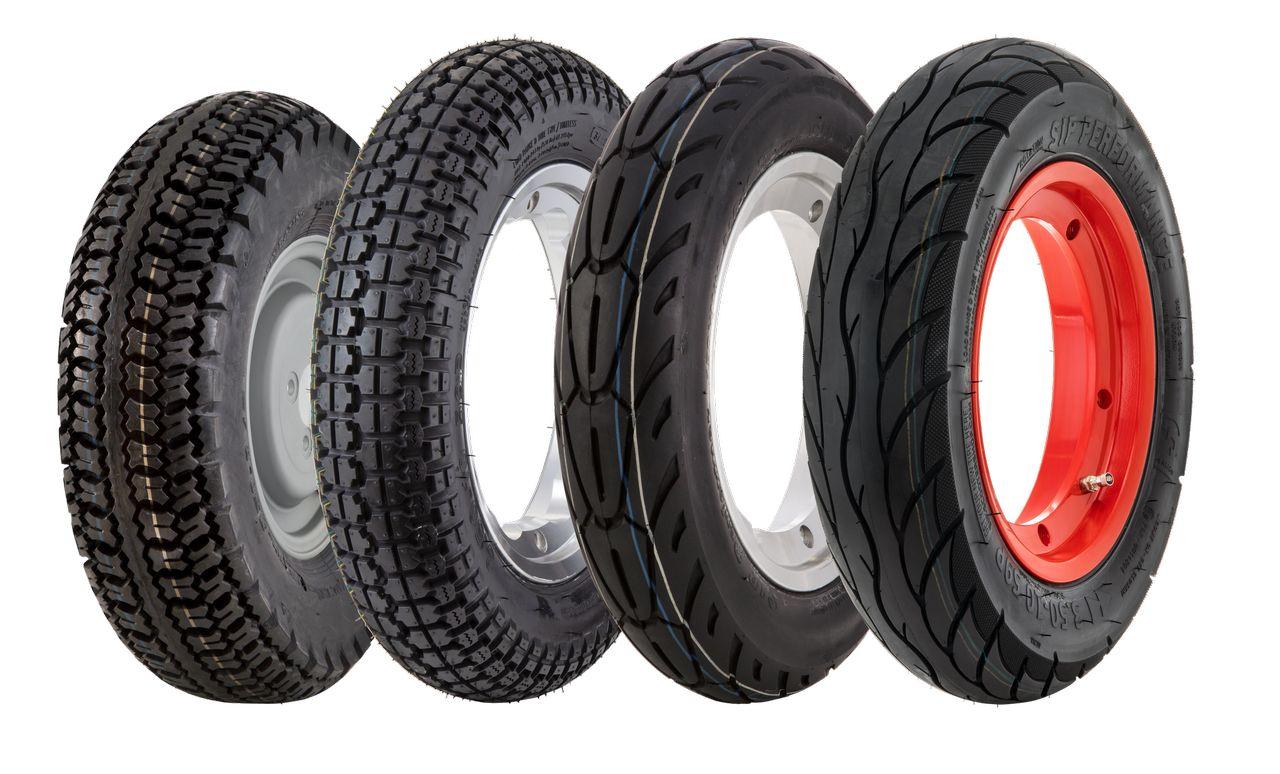 pneumatici SIP Vespa e Lambretta