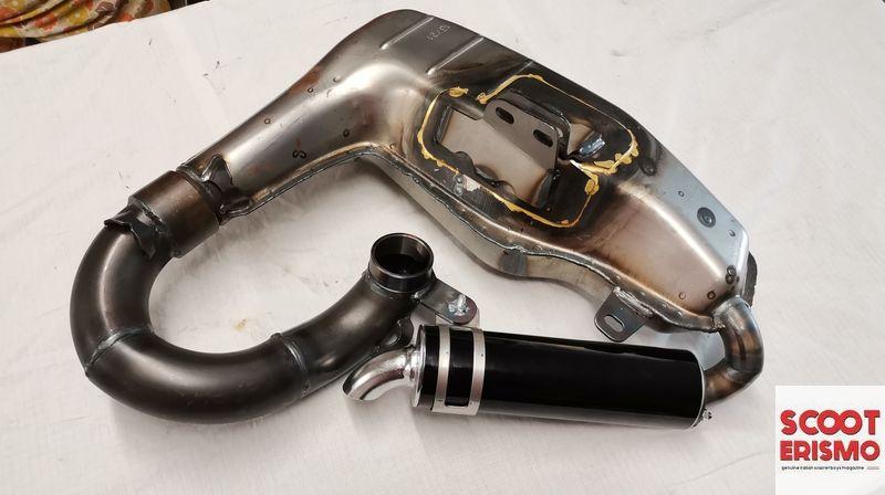 marmitta Lambretta BGM BigBox V4